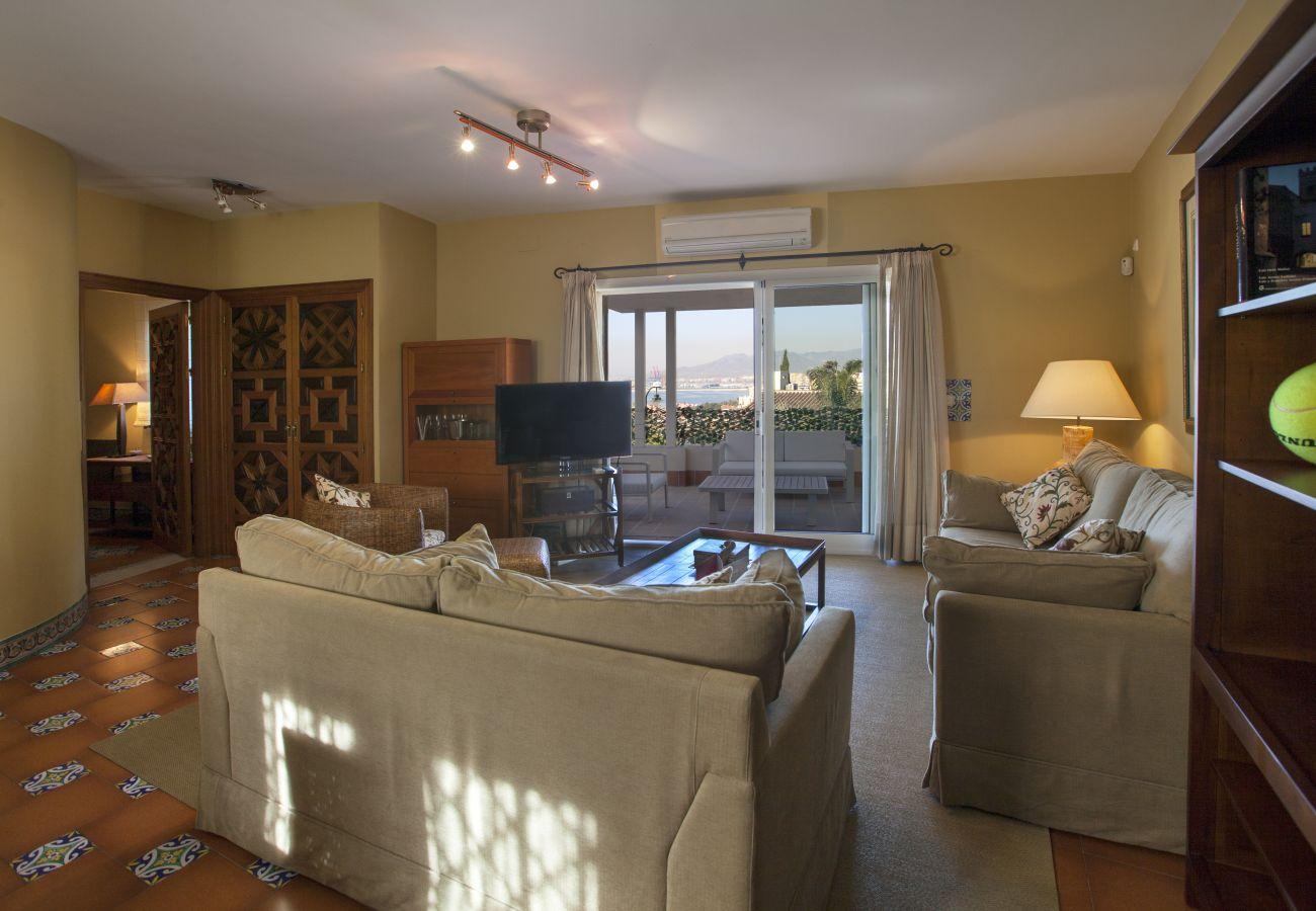 Apartamento en Málaga - Santa Catalina Vista Mar