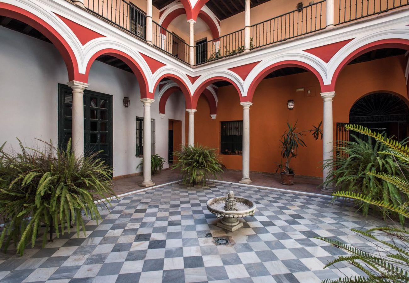 Apartamento en Sevilla - Hommyhome San Isidoro