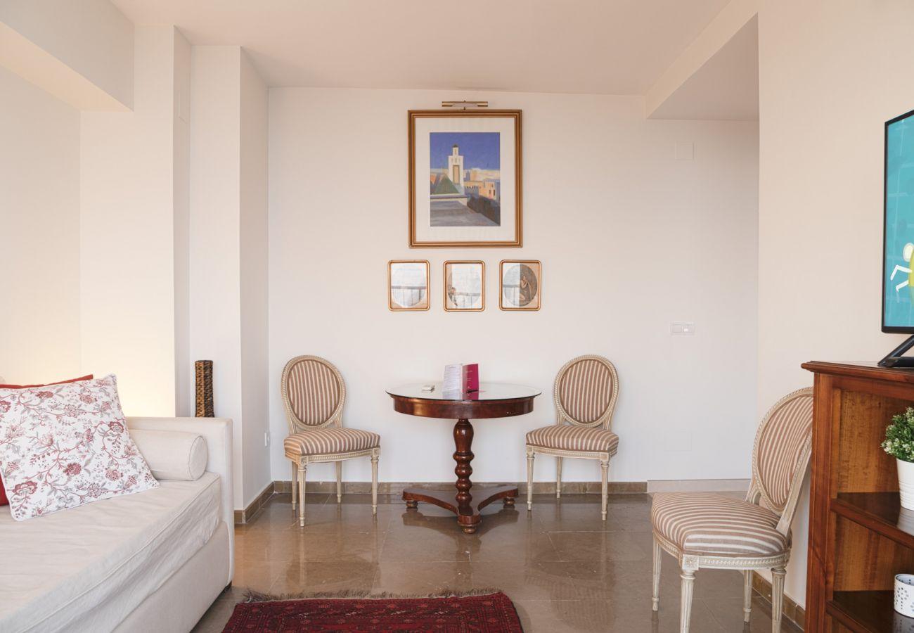 Apartamento en Málaga - Malagueta - Miradore II