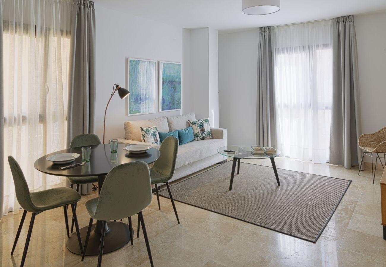 Apartamento en Málaga - Ancha del Carmen I Parking