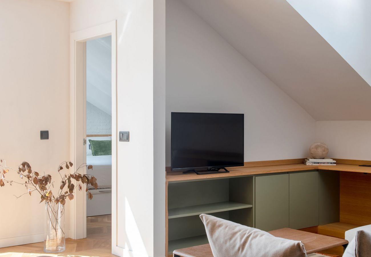 Apartamento en Sevilla - Hommyhome Albareda Penthouse