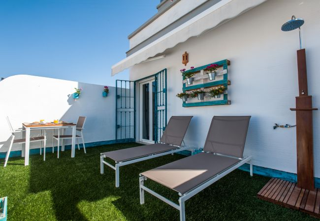 Apartment in Sevilla - Pozo Santo Penthouse