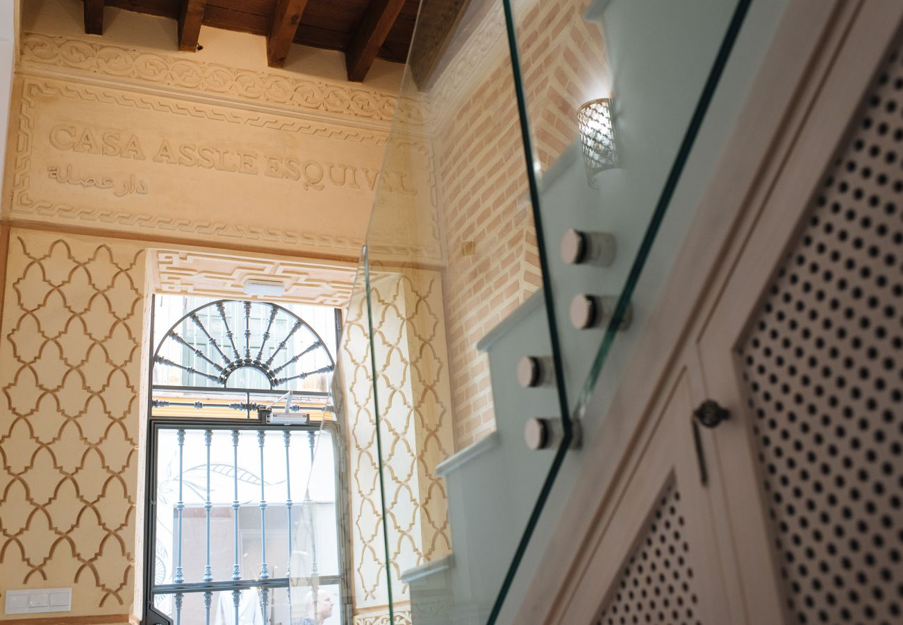 Rent by room in Seville - Casa Assle Deluxe Suite