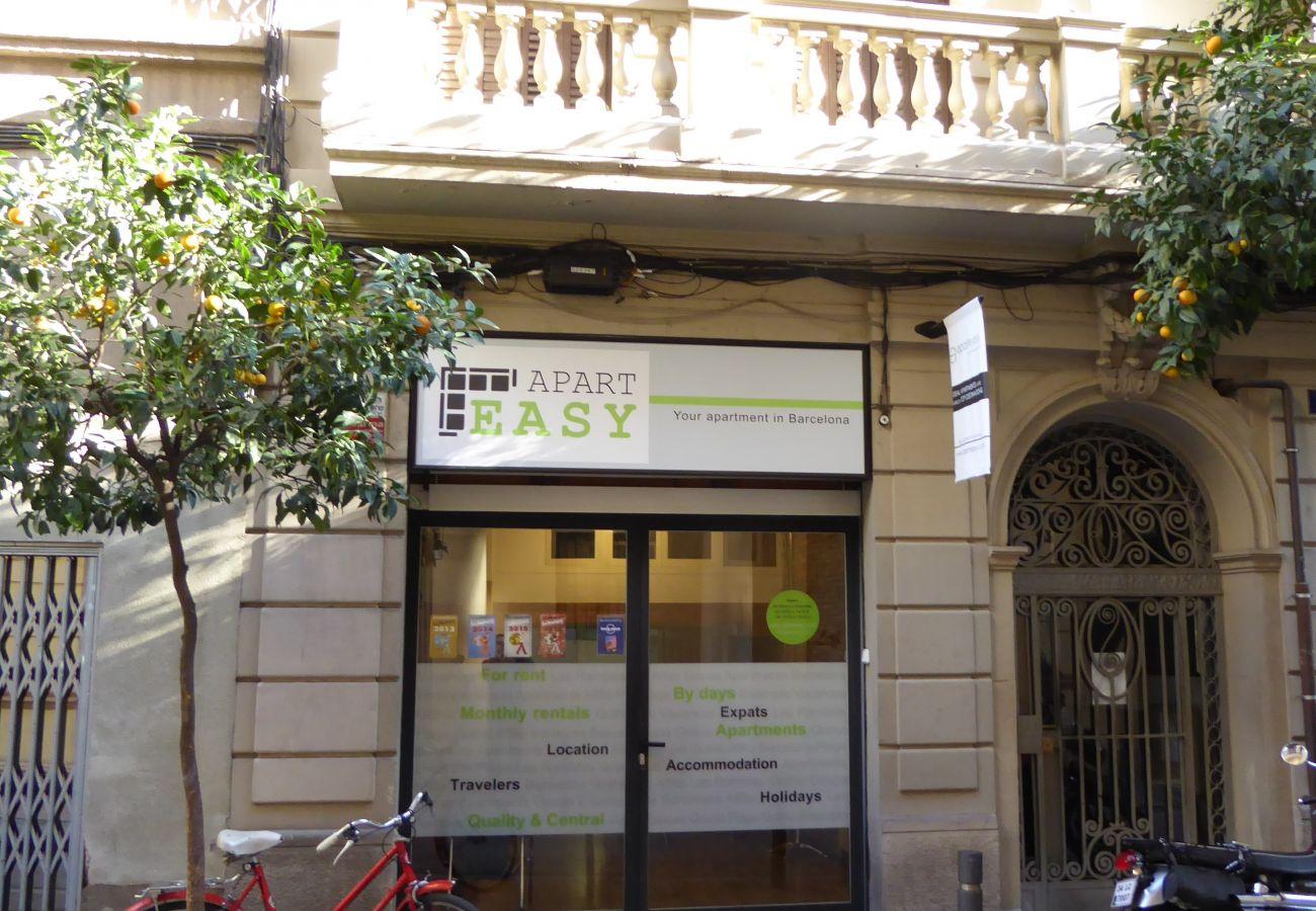 Appartement à Barcelone - GRACIA DREAM, très bel appartement restauré en location de vacances à Barcelone centre, Gracia