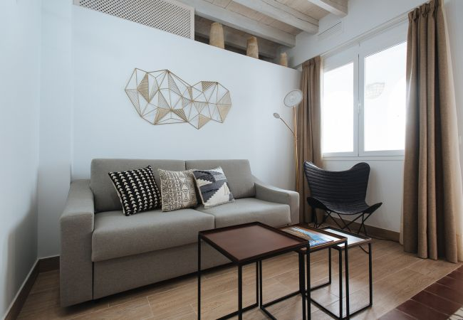 Chambres d'hôtes à Sevilla - Casa Assle Deluxe Suite