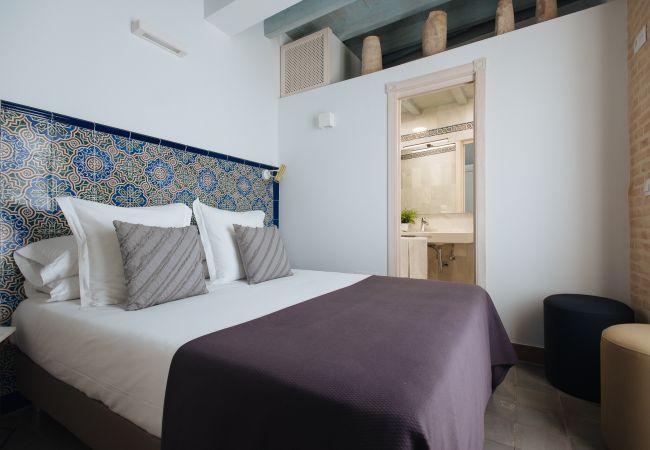 Chambres d'hôtes à Sevilla - Casa Assle Suite balconies 2