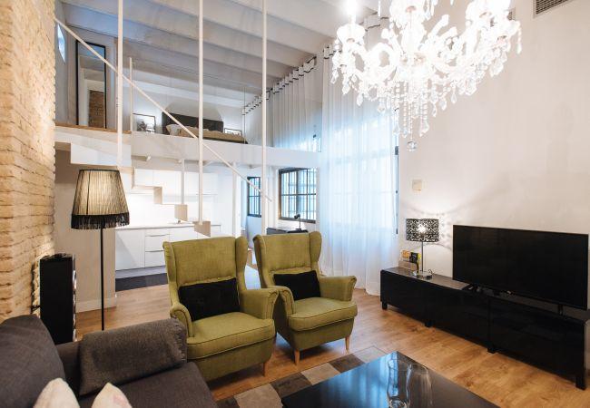Appartement à Sevilla - San Isidoro Loft